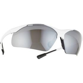 UVEX Sportstyle 223 Glasses white/silver